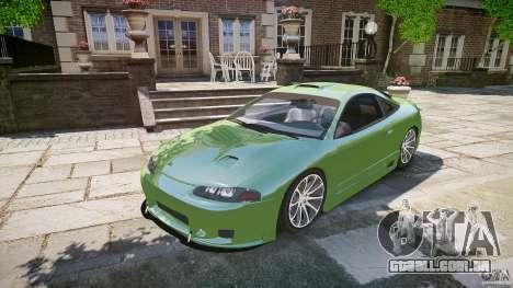 Mitsubishi Eclipse para GTA 4