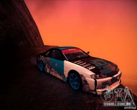 Nissan Silvia S14 NonGrata para GTA San Andreas