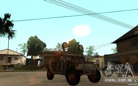 Hummer H1 para GTA San Andreas