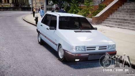 Fiat Duna 1.6 SCL [Beta] para GTA 4 vista de volta