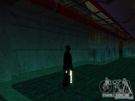 Ballas grossa novo para GTA San Andreas segunda tela
