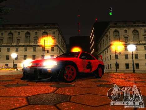ENBSeries by Mick Rosin para GTA San Andreas segunda tela