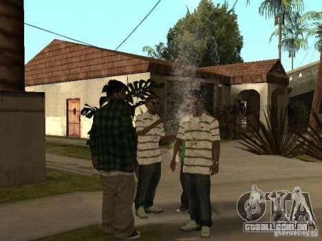 Still Pimpin para GTA San Andreas terceira tela