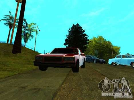 Picador para GTA San Andreas vista direita