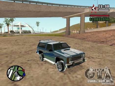 ENBSeries para GForce FX 5200 para GTA San Andreas