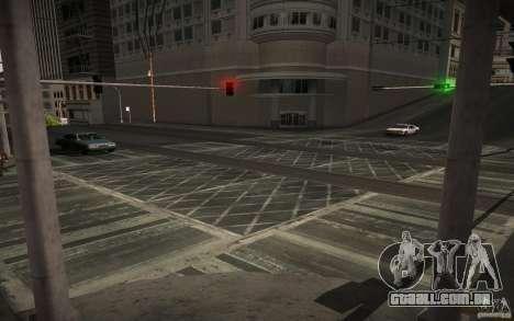 Estrada de HD (4 GTA SA) para GTA San Andreas sétima tela