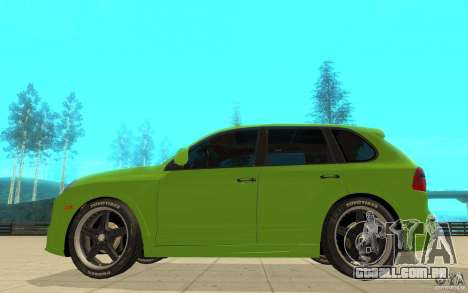 Wild Upgraded Your Cars (v1.0.0) para GTA San Andreas sexta tela