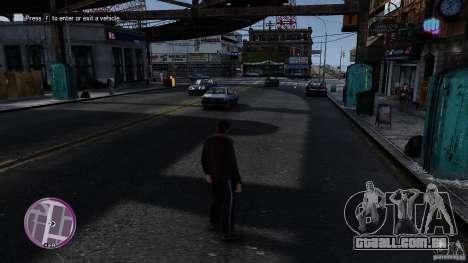 VC estilo Radar/HUD (pele 3) para GTA 4 terceira tela