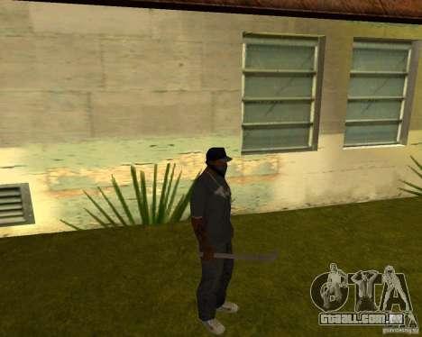 Tubulação de água para GTA San Andreas