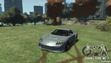 Mazda RX-7 FD3S Veilside Fortune v1.1 para GTA 4