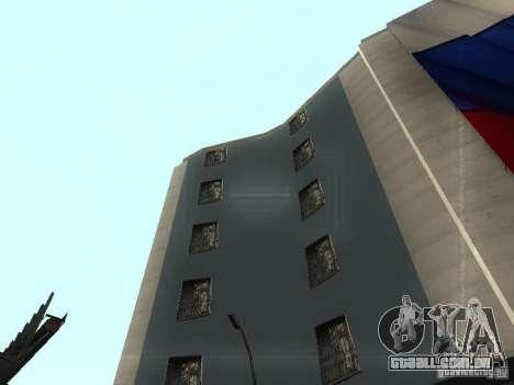 A embaixada russa em San Andreas para GTA San Andreas por diante tela
