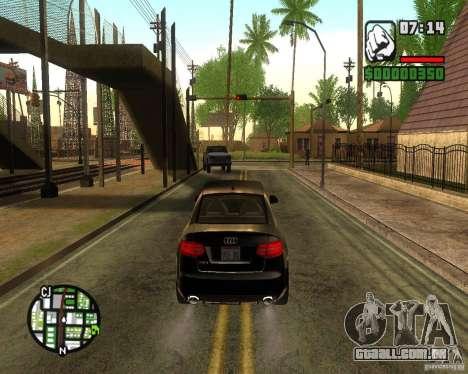 ENBSeries 2012 para GTA San Andreas segunda tela
