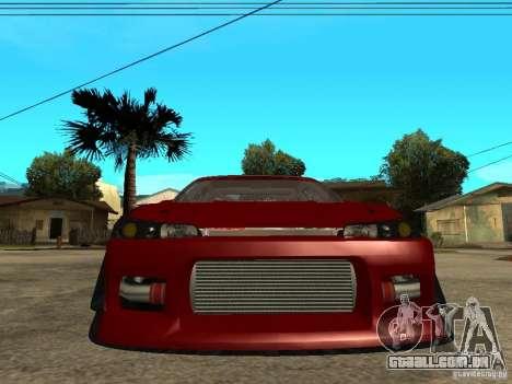 Nissan Silvia S-15 para GTA San Andreas vista direita