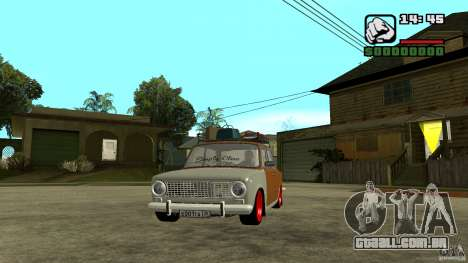 Lada 2101 OnlyDropped para GTA San Andreas