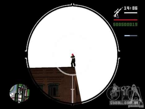 Great Theft Car V1.1 para GTA San Andreas segunda tela