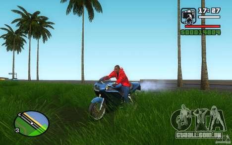 Vegetação perfeita v. 2 para GTA San Andreas décima primeira imagem de tela