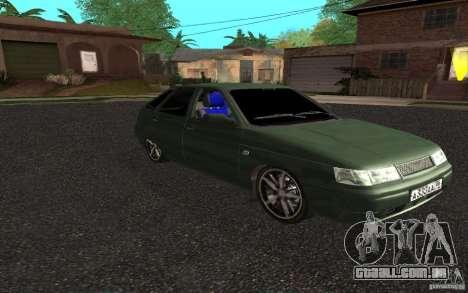 VAZ-2112, v. 2 para GTA San Andreas