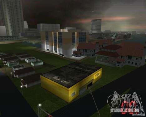 Volta para o futuro de Hill Valley para GTA Vice City sétima tela