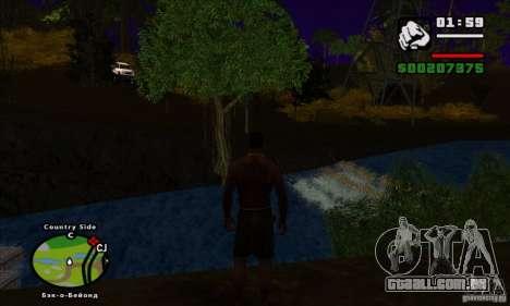 Cruzamento v 1.0 para GTA San Andreas sétima tela