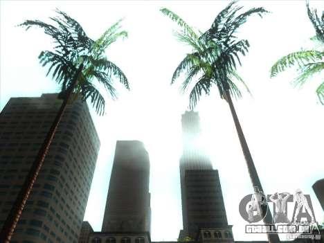 ENBSeries para PC médio e fraco para GTA San Andreas por diante tela