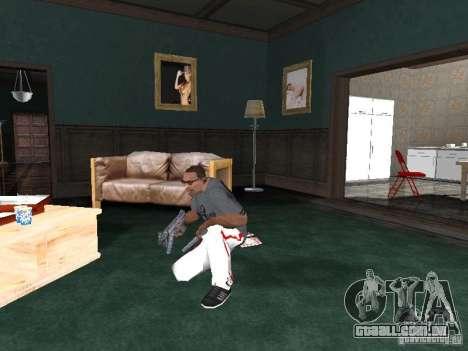Respiração para GTA San Andreas