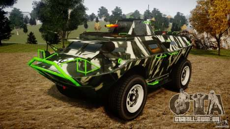 Monster APC para GTA 4