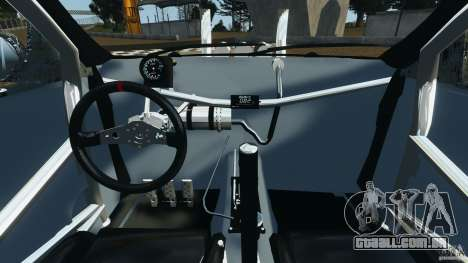 Chevrolet Tahoe 2007 GMT900 korch [RIV] para GTA 4 vista de volta