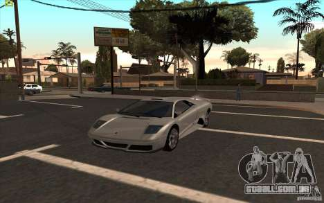 Infernus do GTA 4 para GTA San Andreas