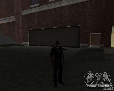 O trabalho da polícia! para GTA San Andreas
