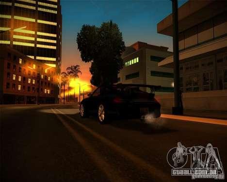 ENBSeries by Sashka911 v4 para GTA San Andreas segunda tela