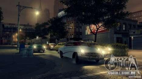 Imagens de inicialização no estilo de uma Mafia  para GTA San Andreas sétima tela