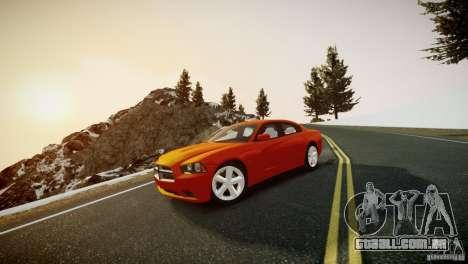 Dodge Charger R/T 2011 Max para GTA 4