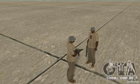 2 Duplo para GTA San Andreas quinto tela