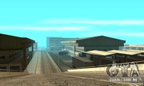 New Island para GTA San Andreas sétima tela
