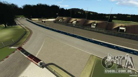 Nordschleife Circuit v1.0 [Beta] para GTA 4 segundo screenshot