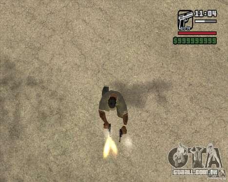 Pistola Luger para GTA San Andreas terceira tela