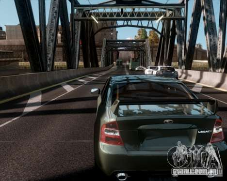 Traffic Load final para GTA 4 por diante tela