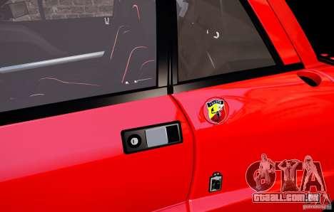 Lancia 037 Stradale para GTA 4 vista direita