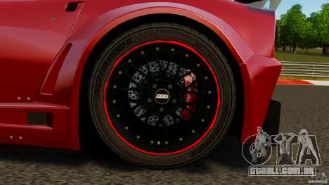Alfa Romeo 8C Competizione Body Kit 2 para GTA 4 vista lateral