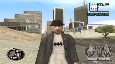 Assassino em série para GTA San Andreas
