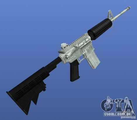 Mega Gun Pack (Chrom) para GTA 4 sétima tela