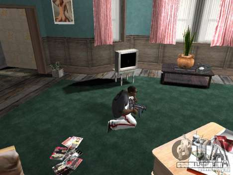 Respiração para GTA San Andreas terceira tela