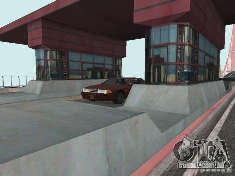 Bridge Pay para GTA San Andreas segunda tela