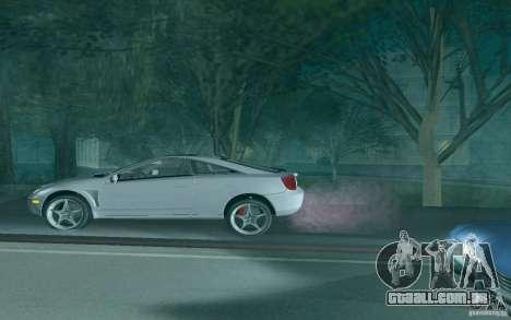 Toyota Celica para o motor de GTA San Andreas