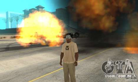 Gods_Anger (a ira de Deus) para GTA San Andreas terceira tela