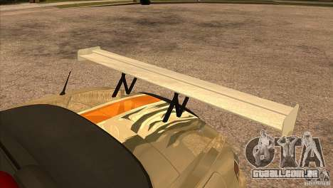 Honda S2000 Tuned v1 para as rodas de GTA San Andreas