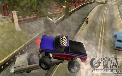 Ballas para GTA San Andreas terceira tela