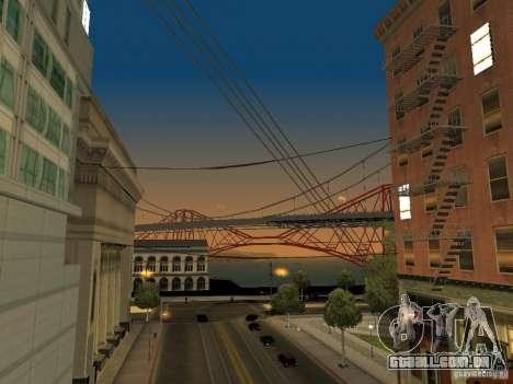 New Sky Vice City para GTA San Andreas sétima tela