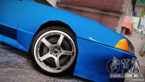 FM3 Wheels Pack para GTA San Andreas twelth tela