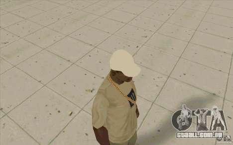 Cap captrucka para GTA San Andreas segunda tela